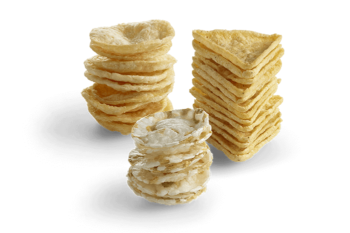 Popped Chips Trio