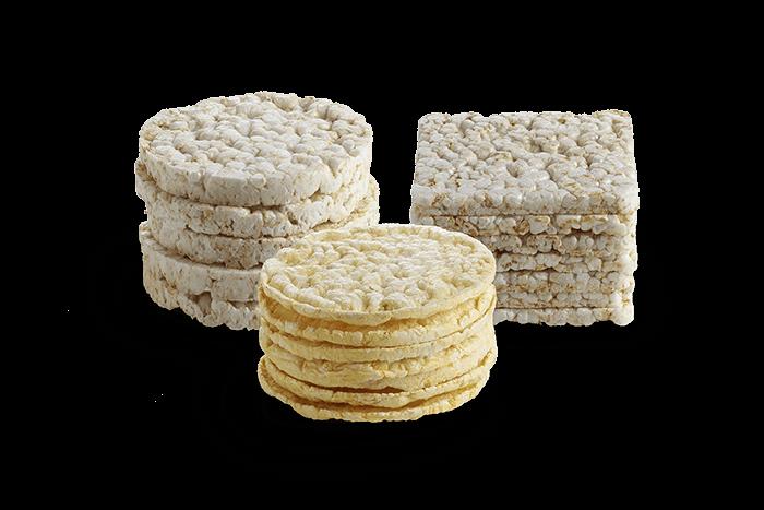 Puffed Cakes Trio